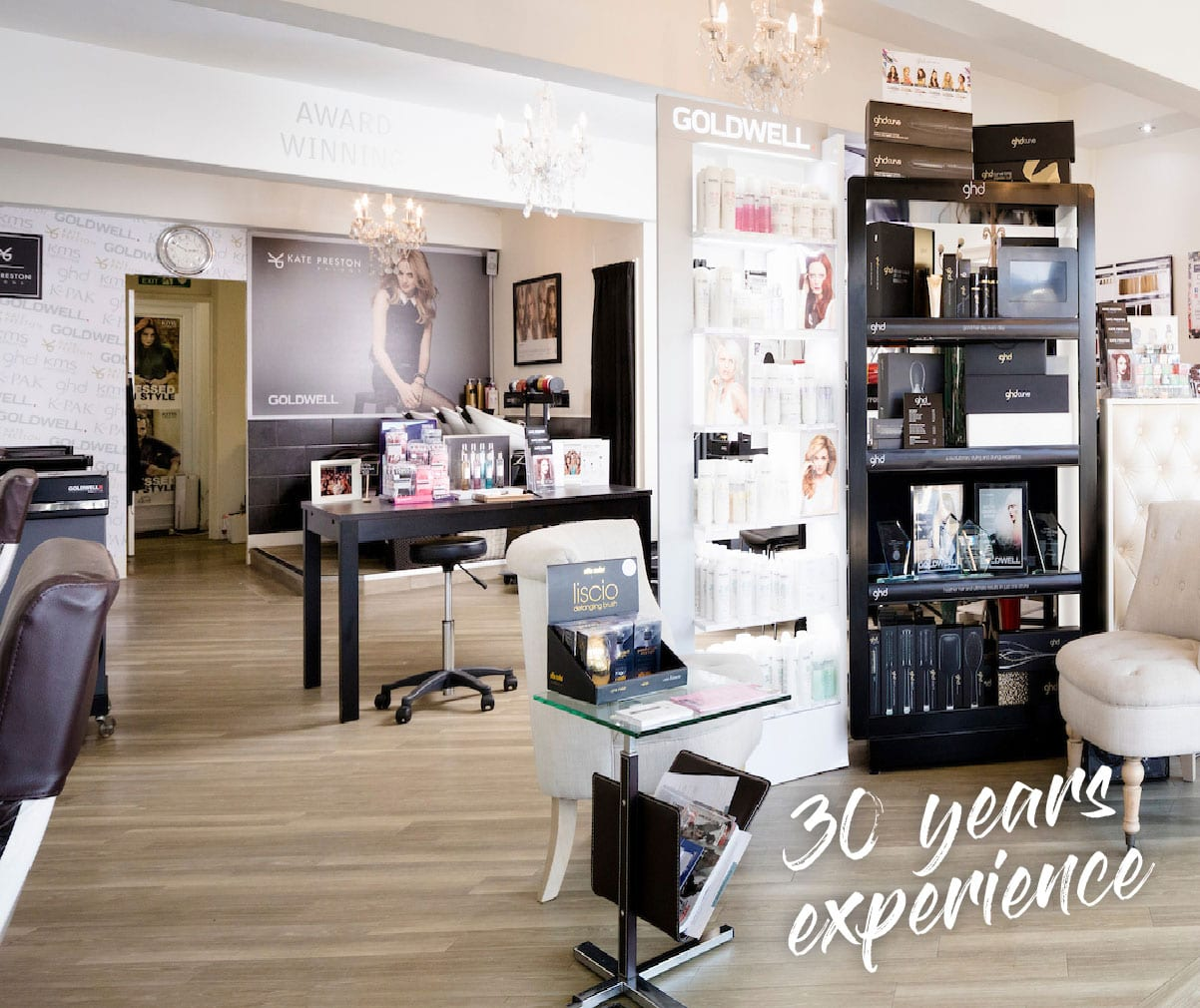 hair and beauty salon fareham